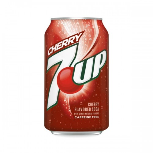 7UP Cherry 355ml