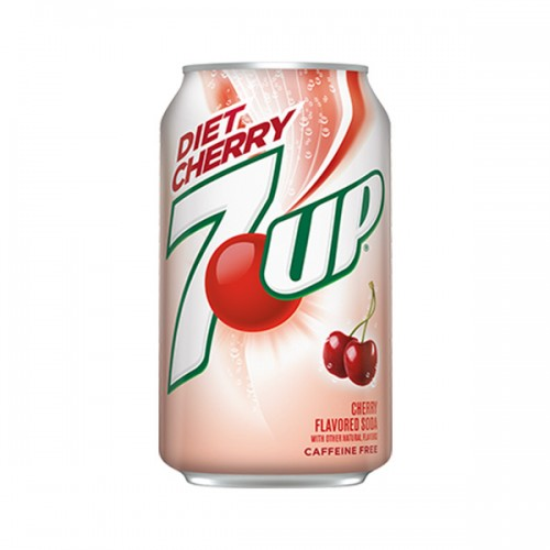 7UP Diet Cherry 355ml