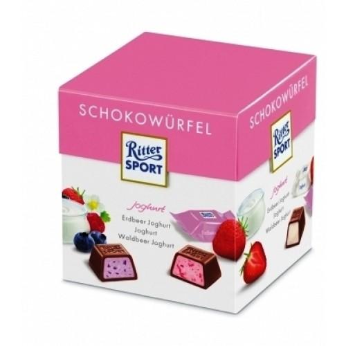 Ritter Sport Schokowurfel Jogurt