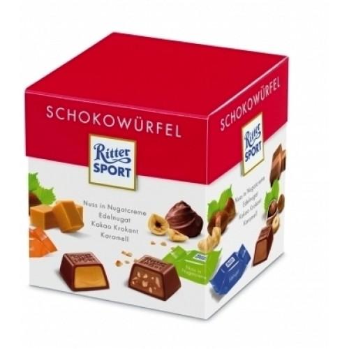 Ritter Sport Schokowurfel