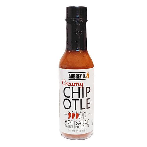 Aubrey D. Creamy CHIPOTLE Hot Sauce 148ml