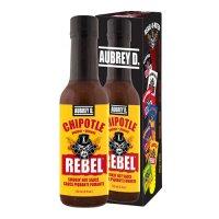 Aubrey D. Rebel CHIPOTLE Hot Sauce 150ml