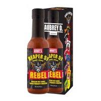 Aubrey D. Rebel REAPER 51 Hot Sauce 150ml
