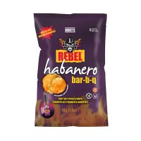 Aubrey D. Rebel HABANERO BAR-B-Q Potato Chips 43g