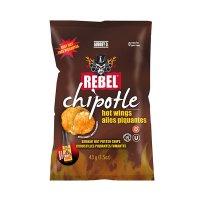 Aubrey D. Rebel CHIPOTLE WING Potato Chips 43g