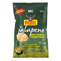 Aubrey D. Rebel JALAPENO CHEDDAR Potato Chips 142g