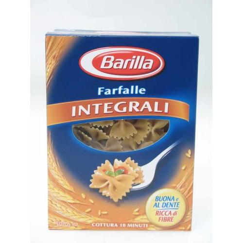 Barilla Farfalle Integrali /wholegrain/ 500g