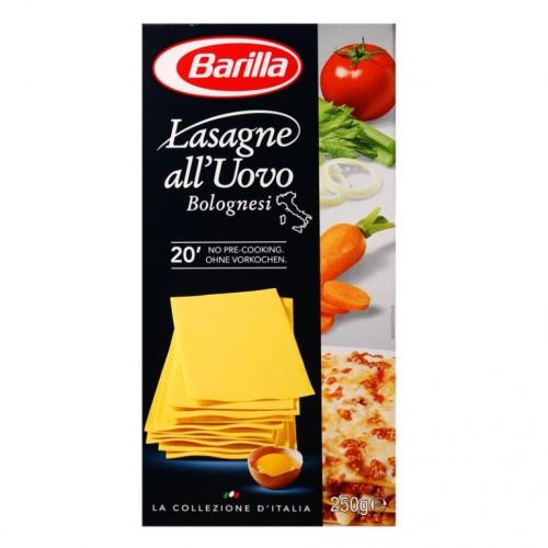 Barilla Lasagne with eggs
