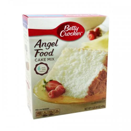 Betty Crocker Cake Mix Angel Food