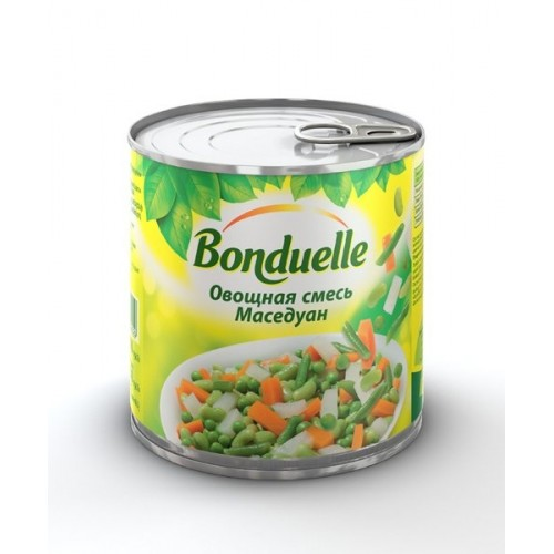 Bonduelle Macedonian Mix