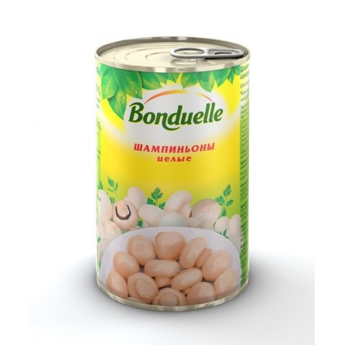Bonduelle Mushrooms Whole