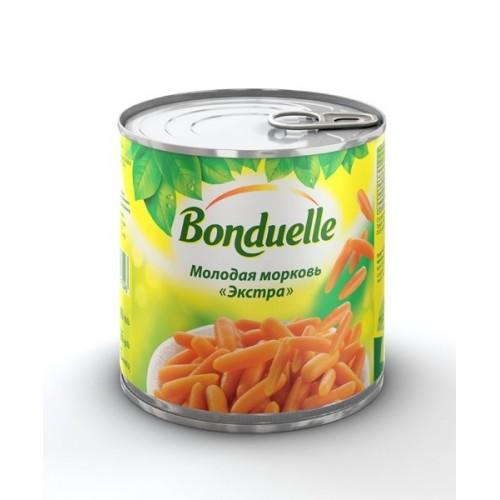 Bonduelle Baby Carrots