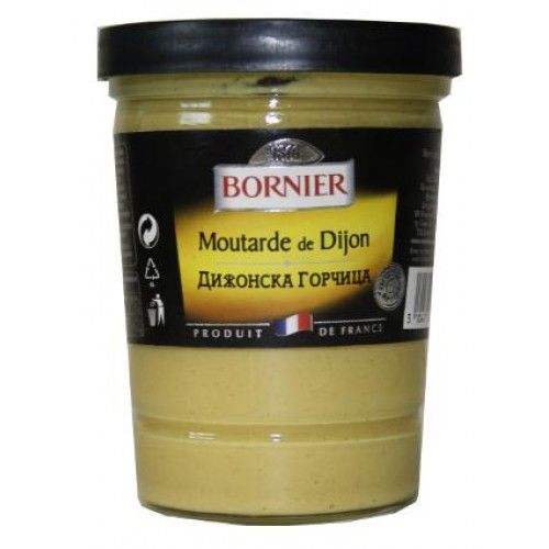 Bornier Dijon Mustard 160g