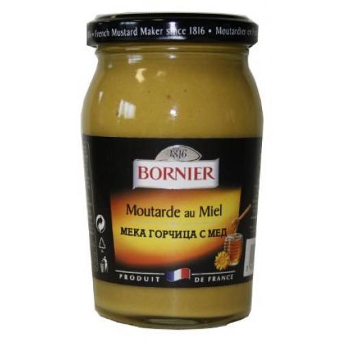 Bornier Mild Honey Mustard 230g