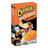 CHEETOS Mac and Cheese Bold & Cheesy 170g UPC 015300014985