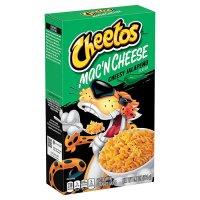 CHEETOS Mac and Cheese Cheesy Jalapeño 164g UPC 015300014992
