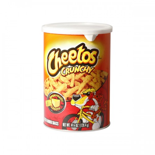 CHEETOS Crunchy Canister 4.25oz