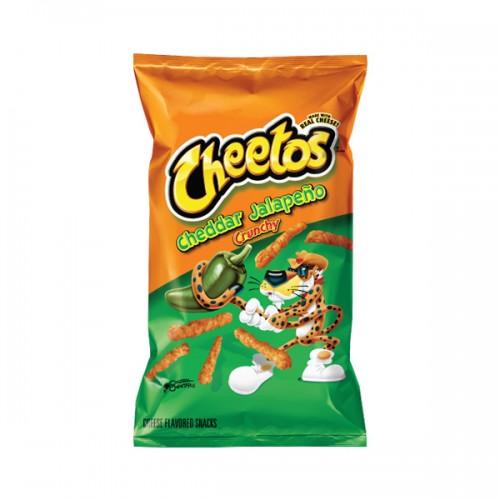Cheetos Cheddar Jalapeno 226g