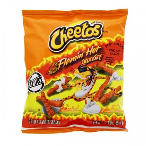 CHEETOS Crunchy FLAMIN' HOT 1.25oz