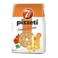 7Days Pizzeti Cheese and Tomato 80g EAN 5201360620555