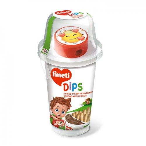 Chipita Fineti Dips + Gift 45g 5201360146598