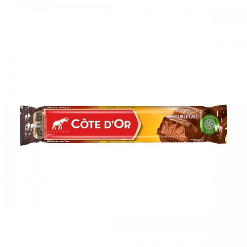 Cote d'Or Double Lait Chocolate Bar 46g
