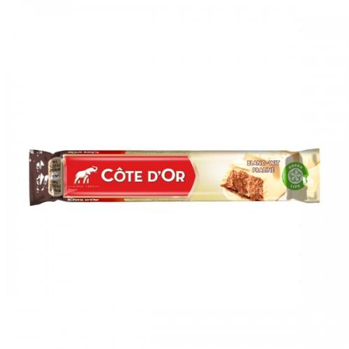 Cote d'Or White Praline Bar 45g