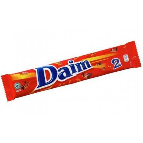 Daim Double Bar 56g