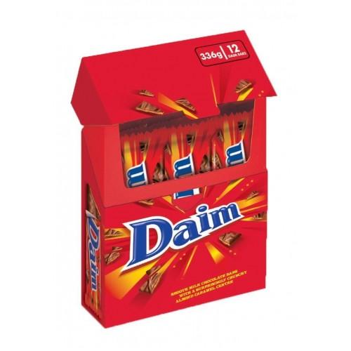 Daim Flip Top Box 336g