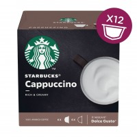 STARBUCKS Cappuccino for Nescafe Dolce Gusto