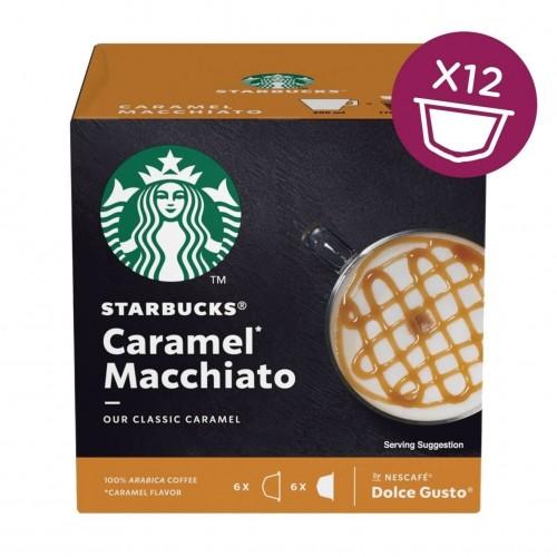 STARBUCKS Caramel Macchiato for Nescafe Dolce Gusto