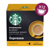 STARBUCKS Espresso Blonde Roast for Nescafe Dolce Gusto