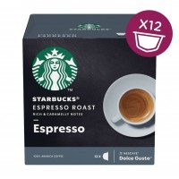 STARBUCKS Espresso Dark Roast for Nescafe Dolce Gusto