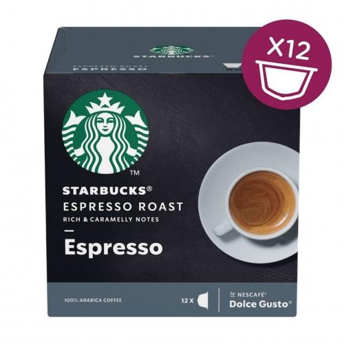 STARBUCKS Espresso Dark Roast for Nescafe Dolce Gusto