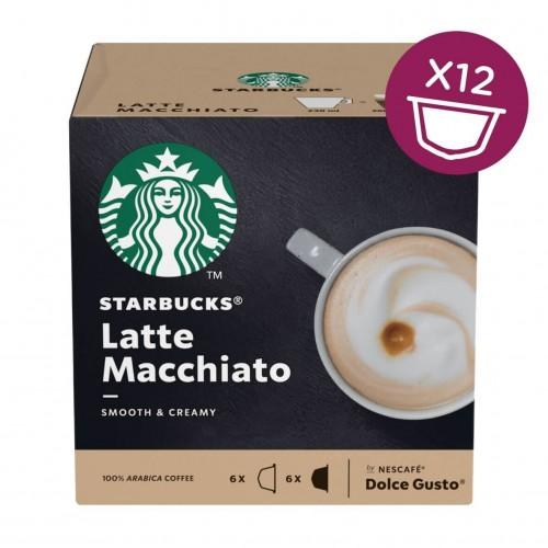 STARBUCKS Latte Macchiato for Nescafe Dolce Gusto