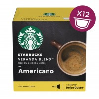 STARBUCKS Americano Veranda Blend for Nescafe Dolce Gusto