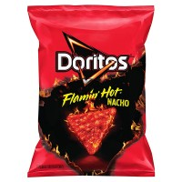 DORITOS FLAMIN' HOT Nacho 11oz (311.8g)