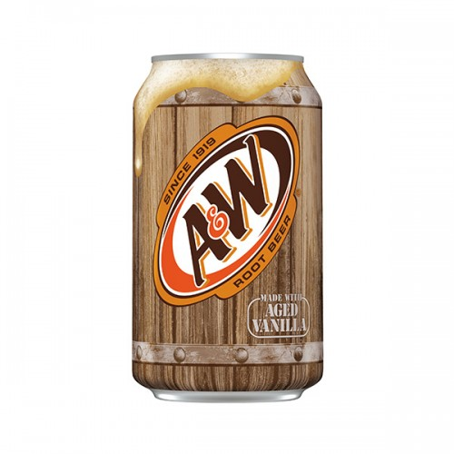 A&W Diet Root Beer 355ml
