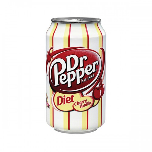 Dr Pepper Diet Cherry Vanilla 355ml