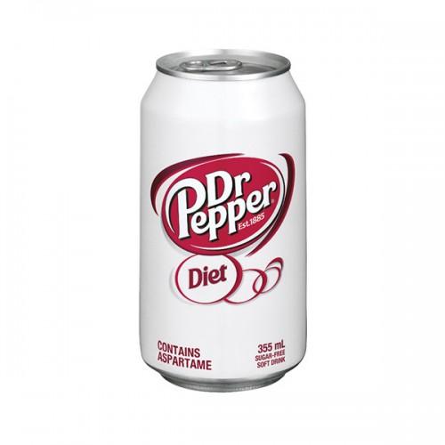 Dr Pepper Diet 355ml