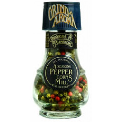 Drogheria Alimentari 4 Seasons Pepper Mill