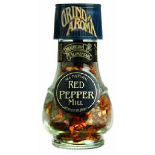 Drogheria Alimentari Red Pepper Mill