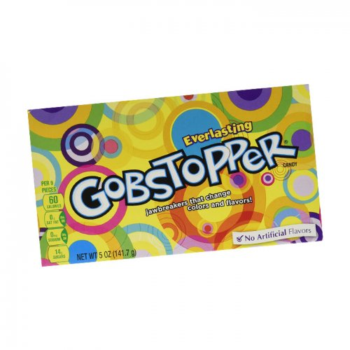 GOBSTOPPER Video Box 141,75g  UPC 79200619091