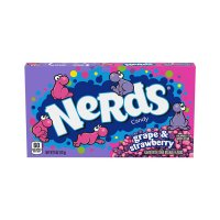 NERDS Grape & Strawberry 141,75g  UPC 079200616007