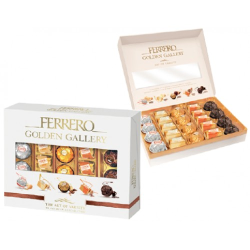 Ferrero Golden Gallery 216g