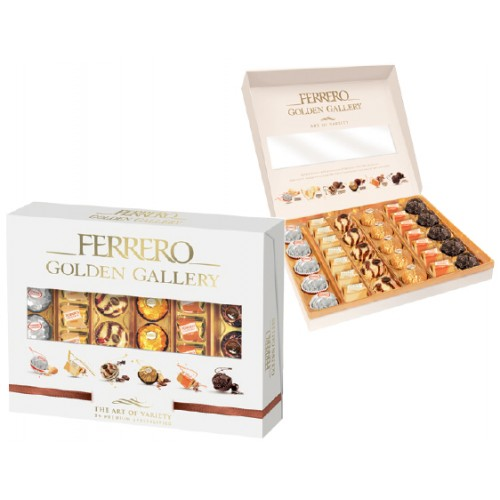 Ferrero Golden Gallery 327g