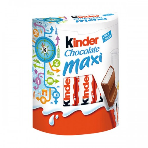 Ferrero Kinder Chocolate Maxi 210g