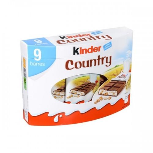 Ferrero Kinder Country 211g