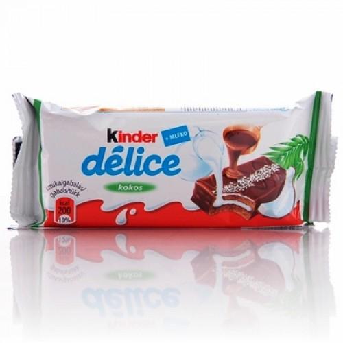 Ferrero Kinder Delice Kokos 42g