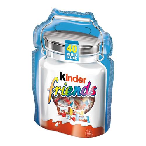 Ferrero Kinder Friends Pouch 250g